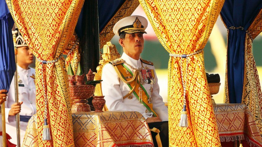 Maha Vajiralongkorn Net Worth: $30 Billion