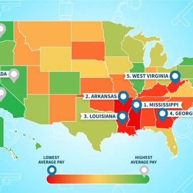 Here's How Much Teachers Make in Every State