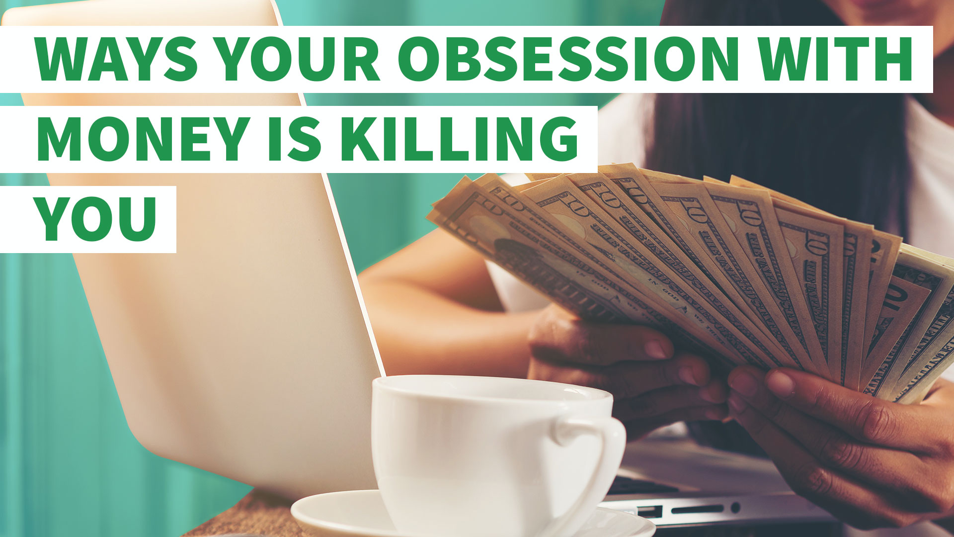 obsession with money Money it's worried about, obsessed over, fought over and even worshipped money can become an addiction like anything else it can control your life and to be honest, it's probably the only .
