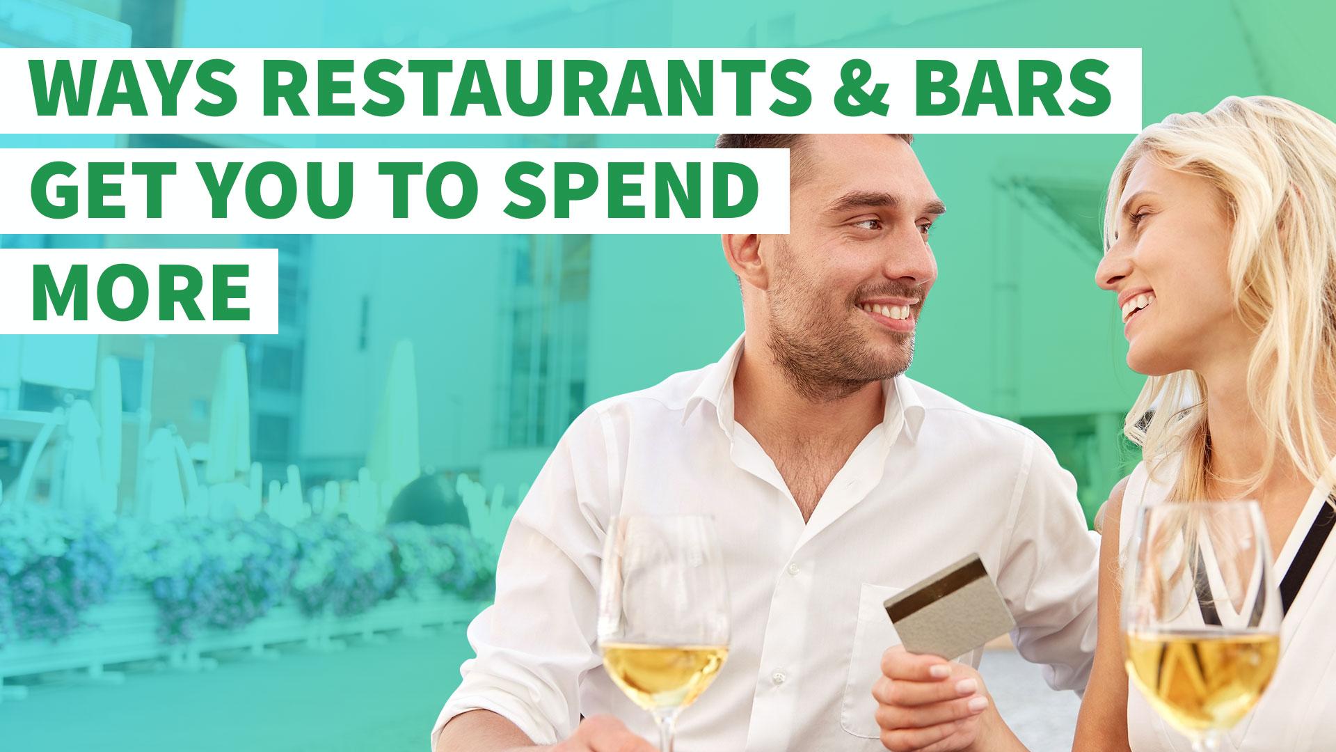 30 Sneaky Ways Restaurants Trick You Into Spending More Money