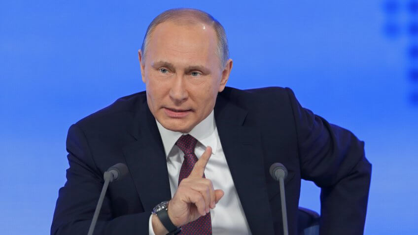 Vladimir Putin Net Worth: $70 Billion