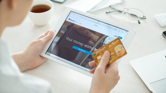 How to Apply Online for a PayPal Debit Card