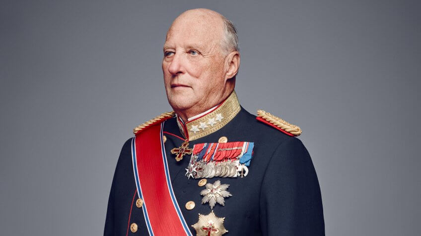 Harald V Net Worth: $30 Million