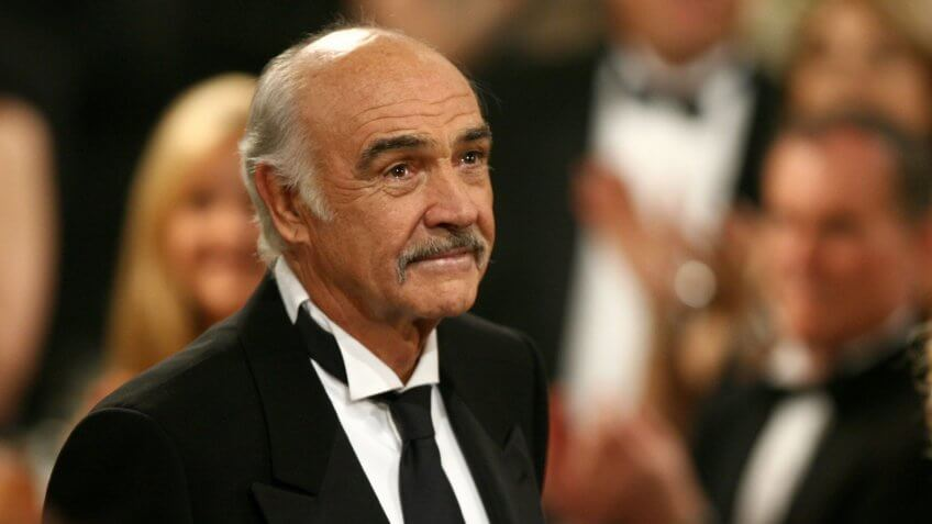 Sean Connery Net Worth: $350 Million