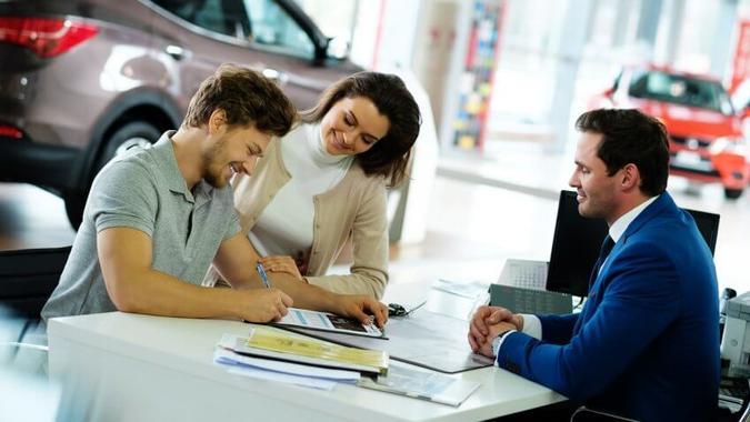Auto Refinance Interest Rates Today