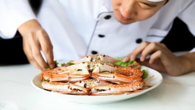 Crab Shack Line Cook