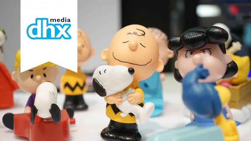Peanuts, Strawberry Shortcake Find New Home at DHX Media
