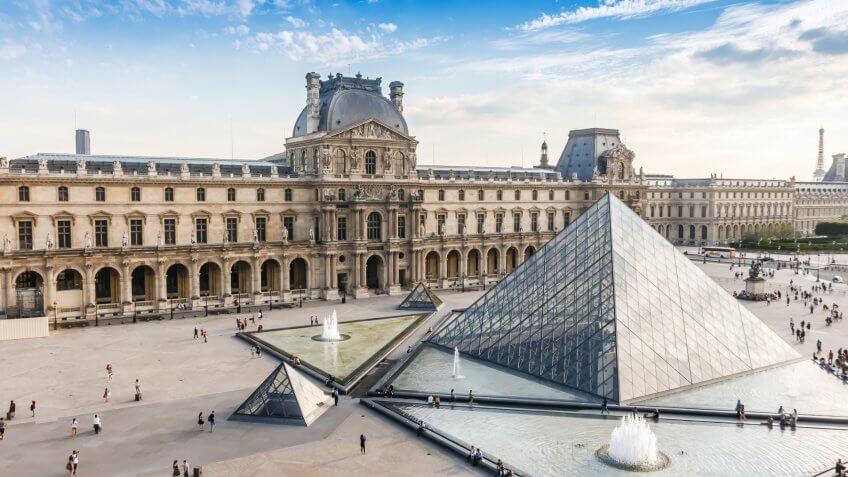 Miami to Paris, France