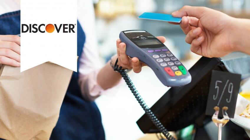 Discover Bank Discover Cashback Checking: Up to $120 Bonus Per Year