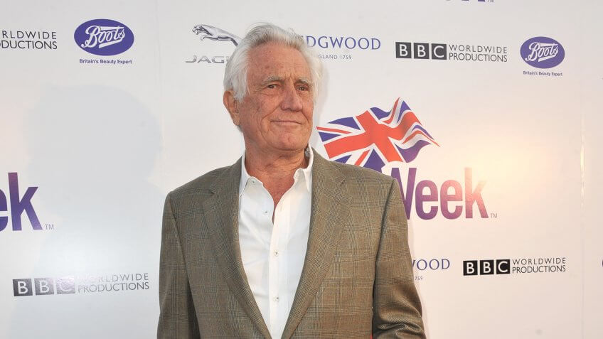 George Lazenby Net Worth: $100 Million