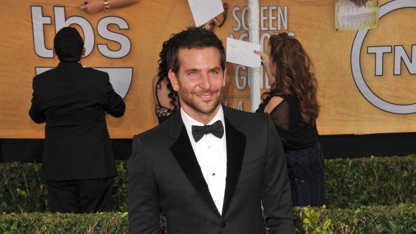 Bradley Cooper Net Worth: $100 Million