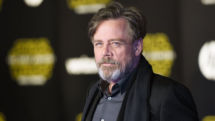 Mark Hamill Net Worth: $6 Million