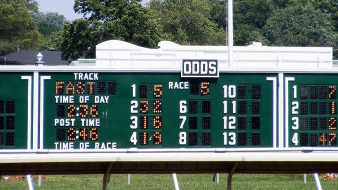 Keep Your Eye on the Tote Board