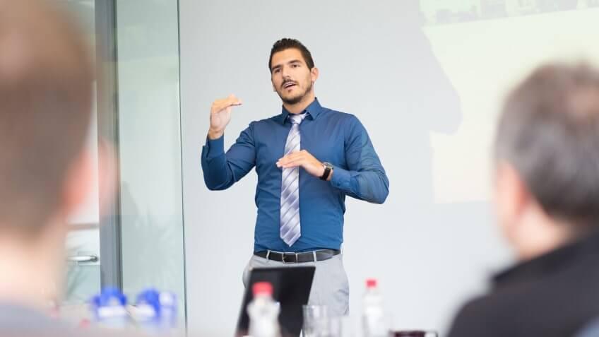 job-presentation