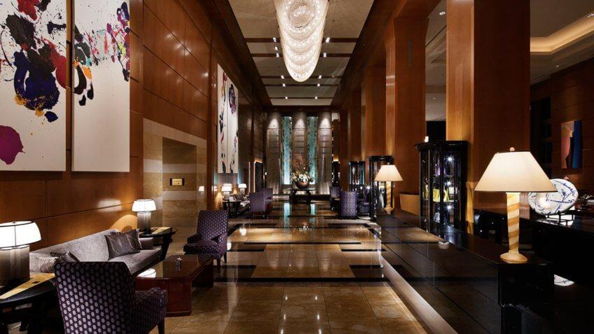 The Ritz-Carlton Hotel