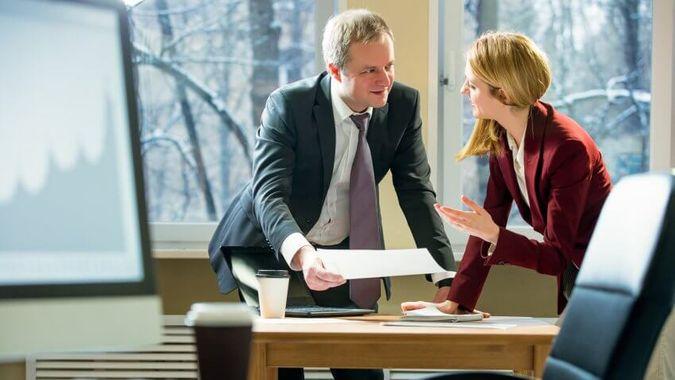 Make a Good Impression on Top Executives