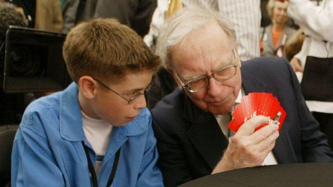Buffett Enjoys Affordable Hobbies