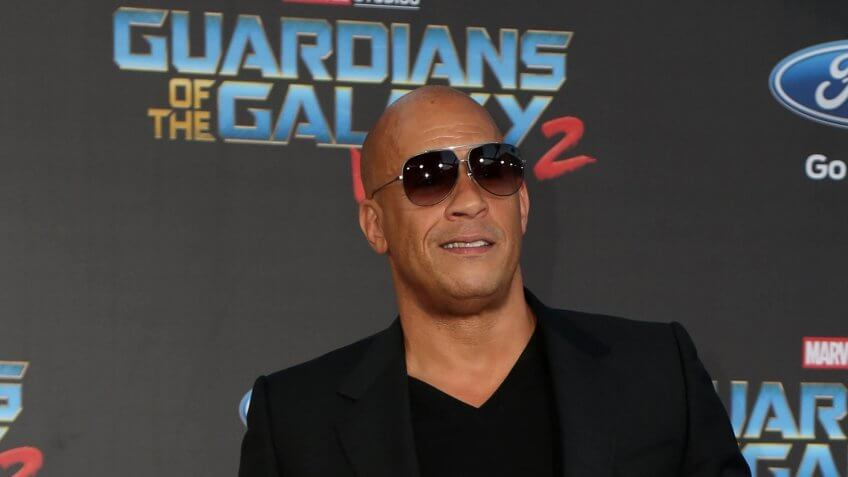 Vin Diesel Net Worth: $160 Million