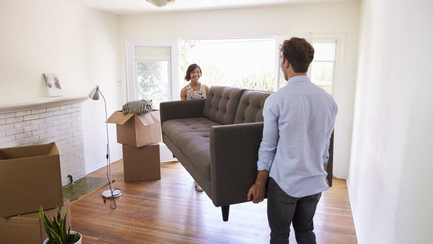New Furniture and Maintenance Costs