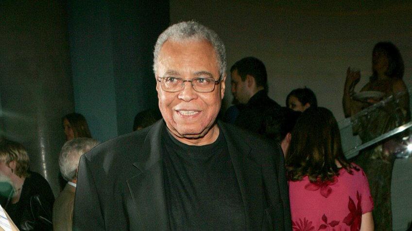 James Earl Jones Net Worth: $45 Million