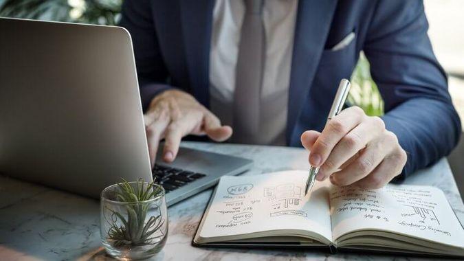 4. Make a Business Plan