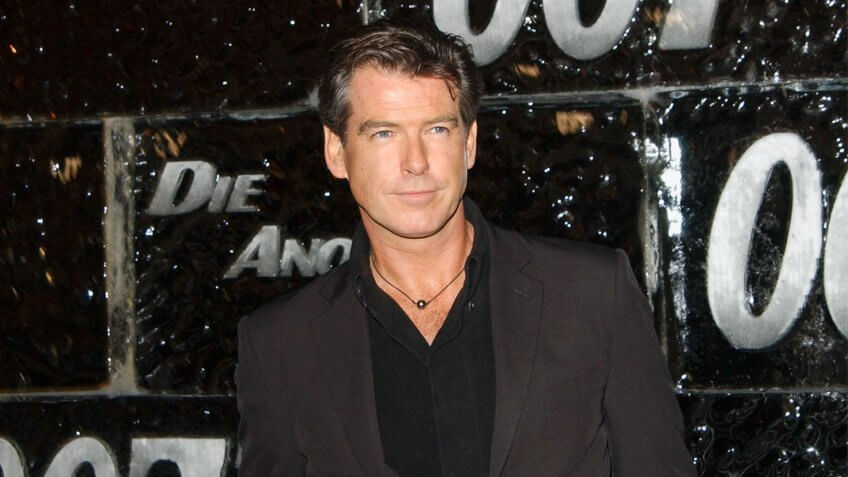 Pierce Brosnan Net Worth: $80 Million