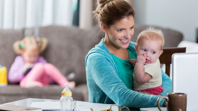 You Intend to Be a Stay-at-Home Parent