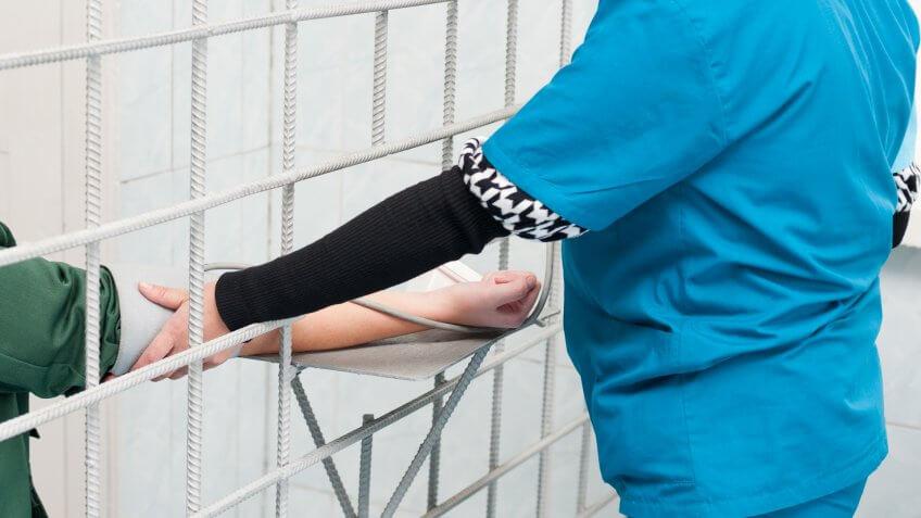 Cost of Healthcare for Prison Inmates: $7.7 Billion