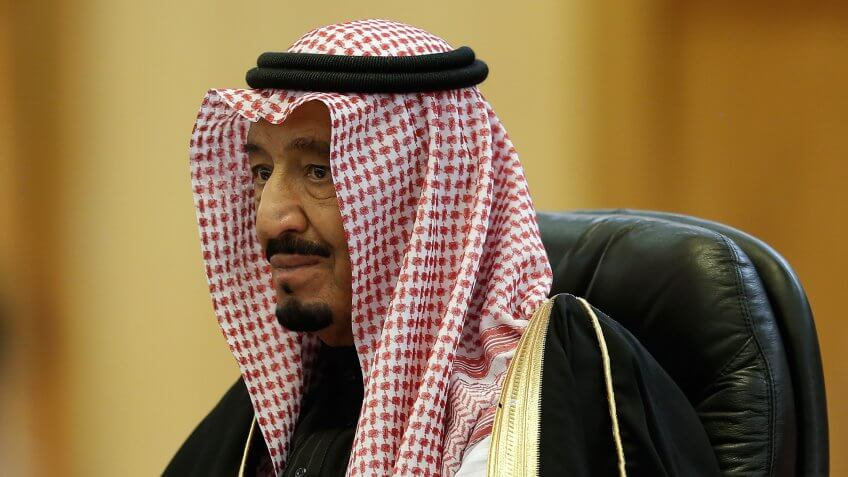 Salman bin Abdulaziz Al Saud Net Worth: $500 Million