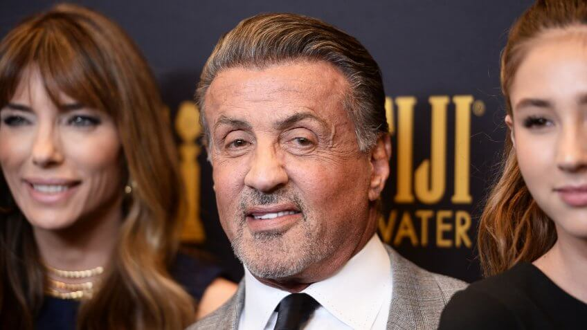 Sylvester Stallone Net Worth: $400 Million