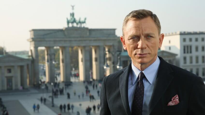 Daniel Craig Net Worth: $95 Million