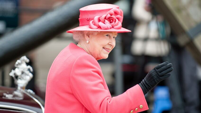 Elizabeth II Net Worth: $550 Million