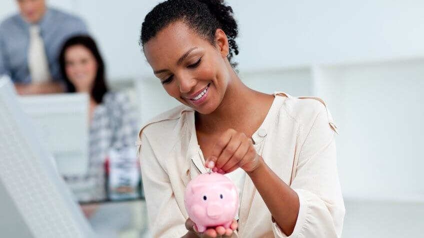 Making Saving a Priority Boosts Confidence
