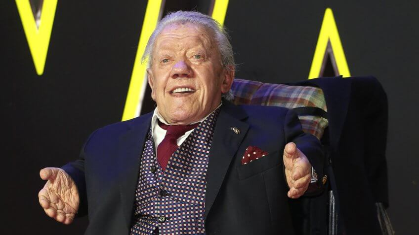 Kenny Baker Net Worth: $2 Million