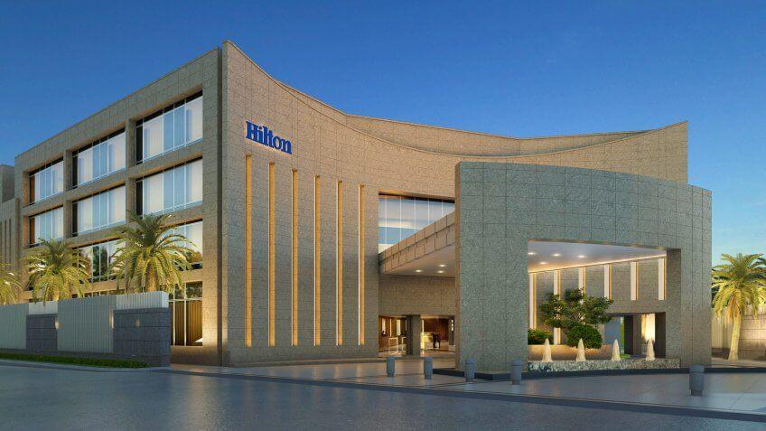 Citi Hilton Honors Reserve Card
