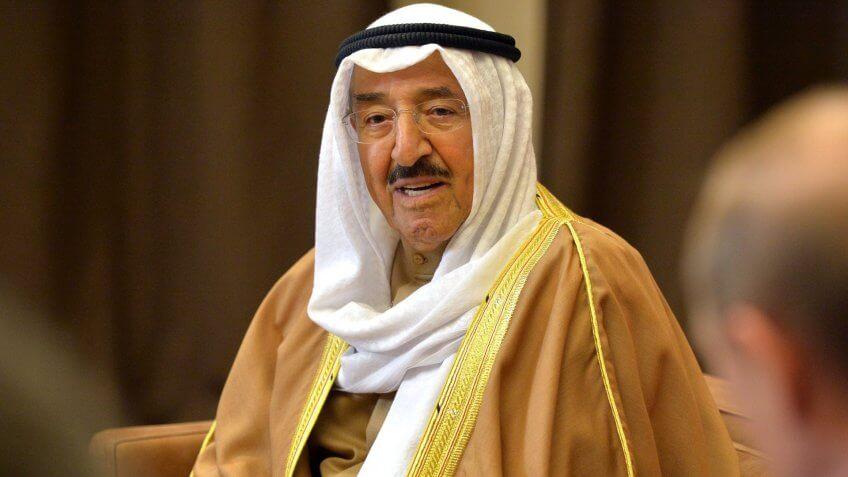 Sabah Al-Ahmad Al-Jaber Al-Sabah Emir of Kuwait