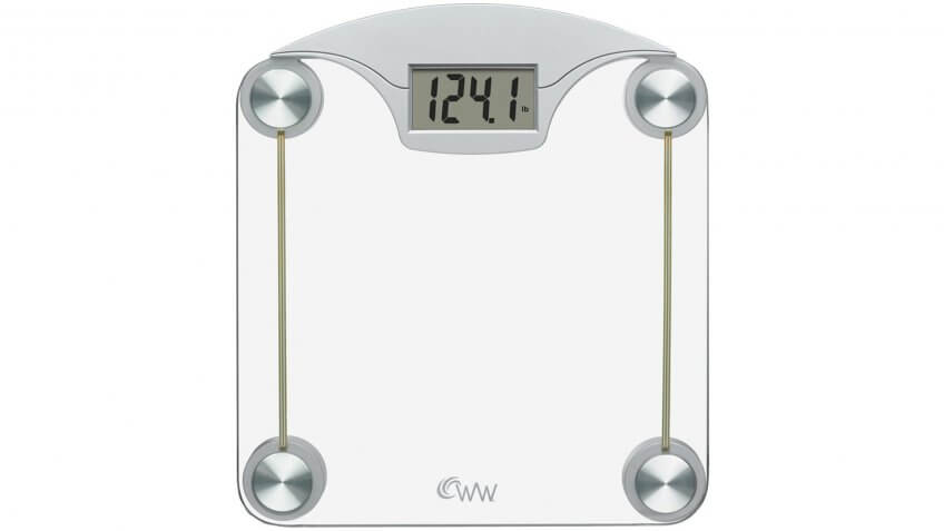 Weight Watchers Bath Scale