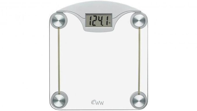Weight Watchers Bath Scale