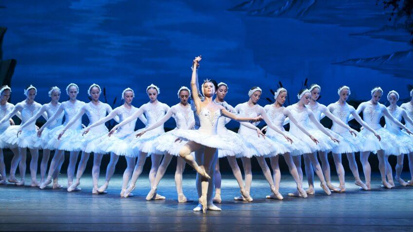 A Night of Russian Ballet