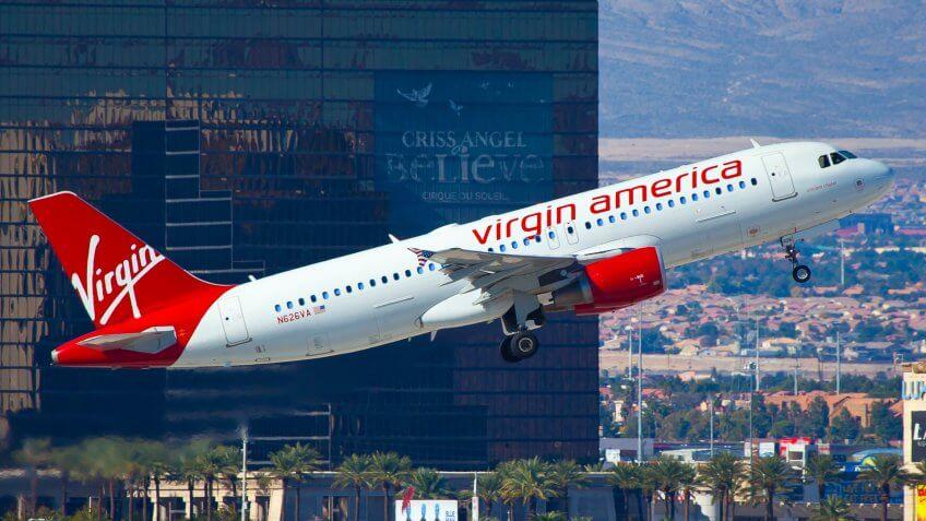 Virgin America Visa Signature