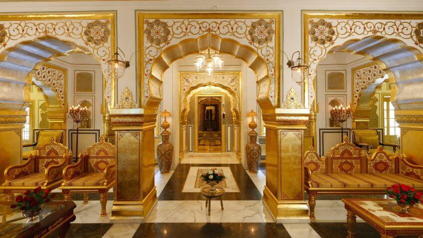 The Raj Palace Hotel