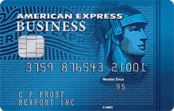 Amex-business-card