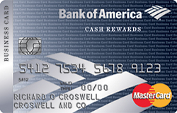 Chase citi and 9 more best business credit cards gobankingrates bank of america cash rewards for business mastercard reheart Images