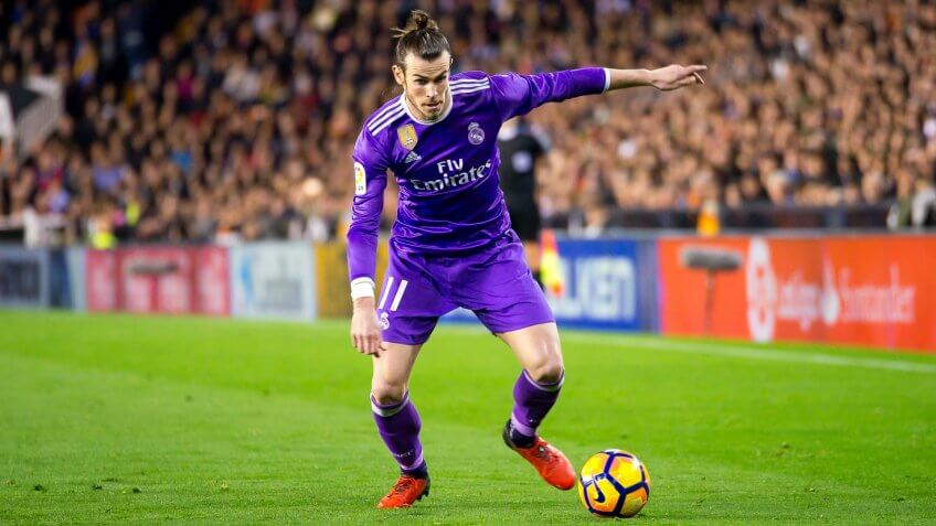 Gareth Bale Net Worth: $110 Million