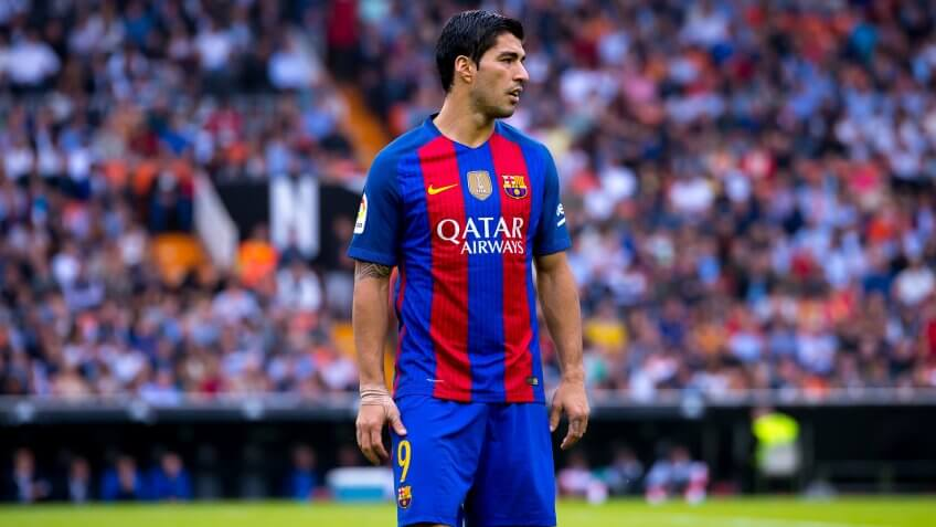 Luis Suárez Net Worth: $40 Million