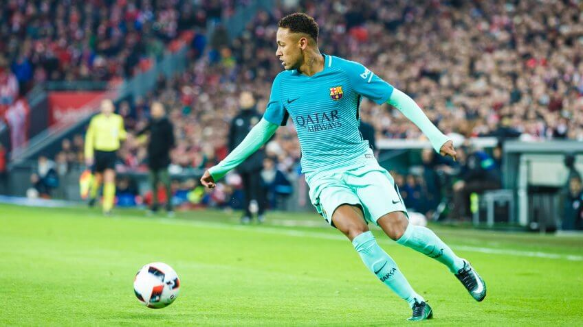 Neymar Net Worth: $90 Million