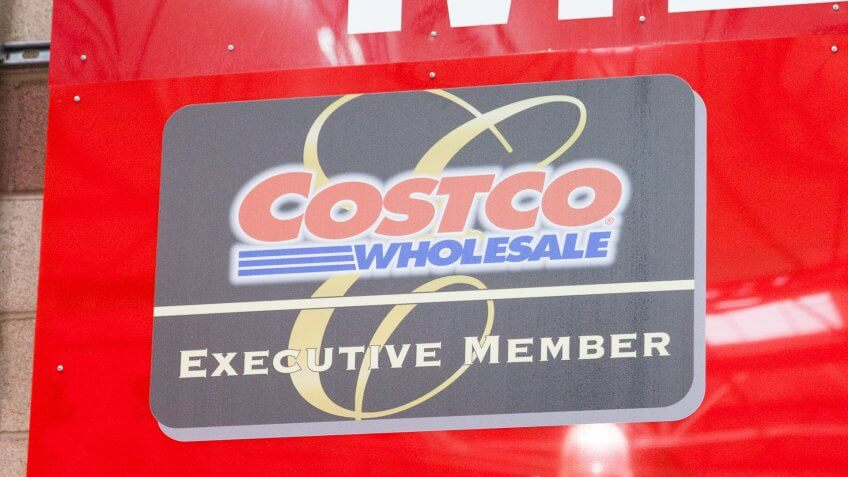 Get Cash Back With a Costco Executive Membership
