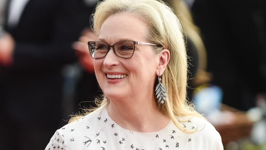 Queen of Hollywood Meryl Streep's Net Worth on Her 68th Birthday