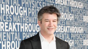CEO Travis Kalanick Booted From Uber, But Still Rich
