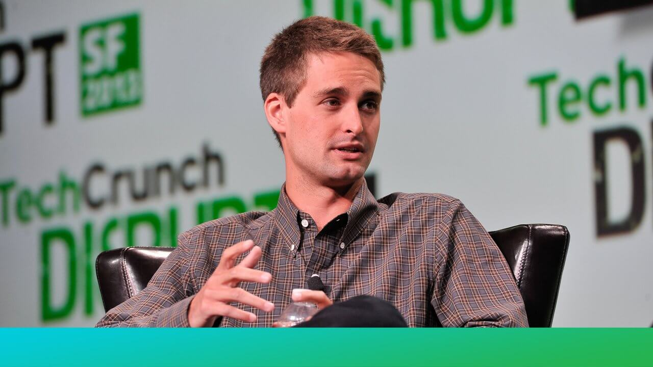 The Net Worth of Snapchat Co-Founder and CEO Evan Spiegel